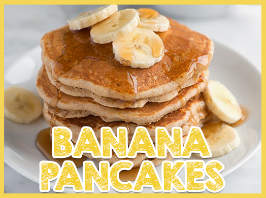 How to make banana robbys pancakes looking for a fun recipe to make with your family this spring checkout this quick recipe for banana pancakes featuring our world famous original robbys ccuart Gallery