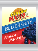 Carbon's Golden Malted Blueberry Flavor Pack