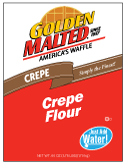 Carbon's Golden Malted Crepe Mix
