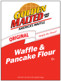Carbon's Golden Malted Original Waffle and Pancake Mix