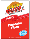 Robby's Buttermilk Pancake Mix - Just Add Water